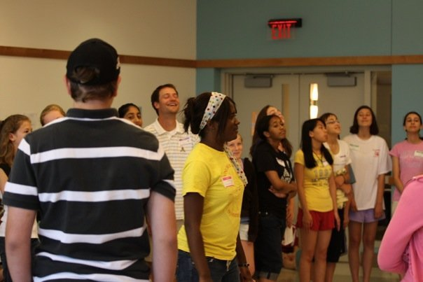 Levine Teen Apprentice Workshop