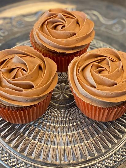Une de nos recette de cupcake