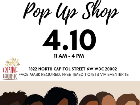 BWC Small Business Saturday at a New DC location!