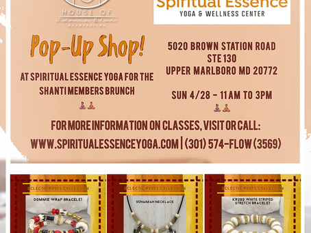 Spiritual Essence Yoga Shanti Members Brunch