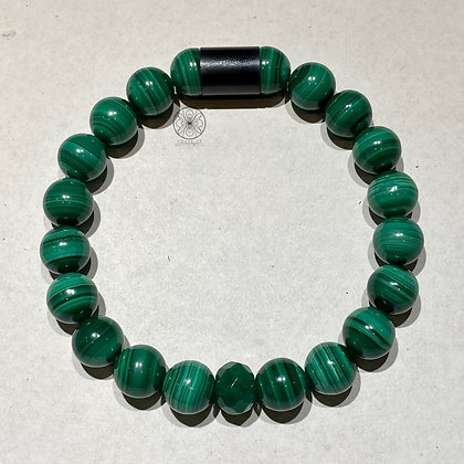 Malachite Jade Bracelet