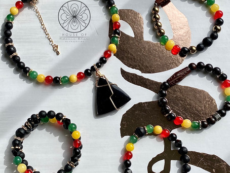 🖤❤️💛💚 Collection Refresh! #WahGwaan