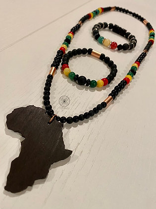 Irie Africa Necklace