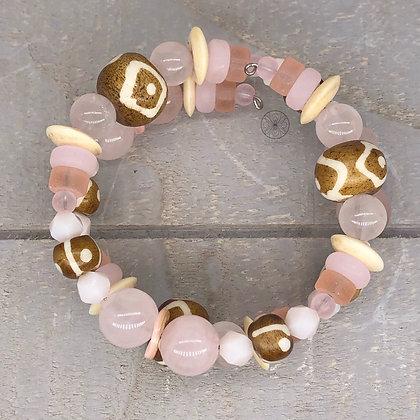 Minkah Wrap Bracelet