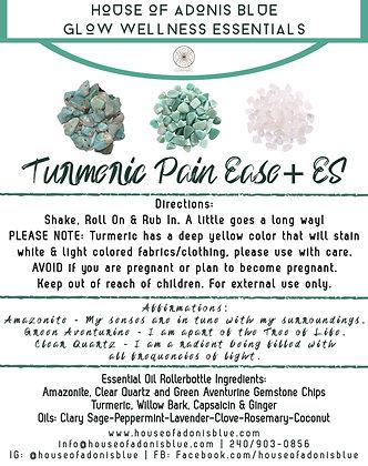 Turmeric Pain Ease Plus+ ES