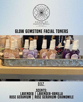 Glow Gemstone Facial Toners
