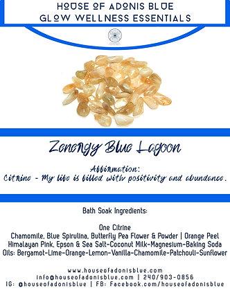 Zenergy Blue Lagoon -4oz- Bath Soak