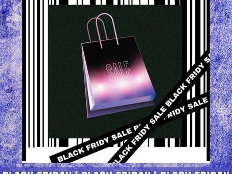 Shop Black Friday Weekend!