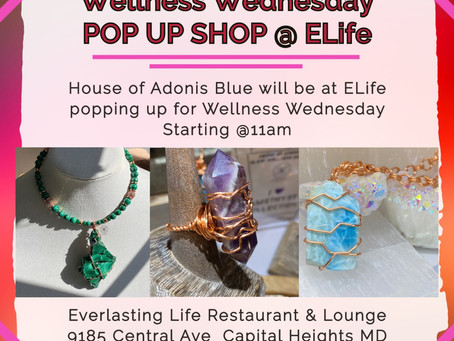 Wellness Wednesday at Elife