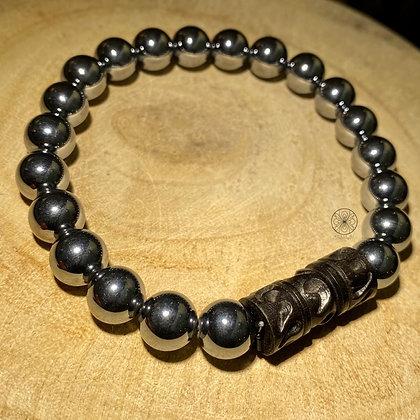 Terahertz Wood Bracelet