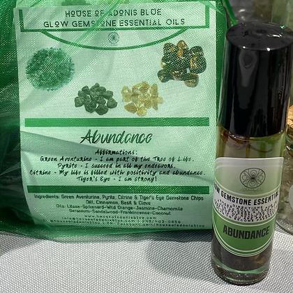 Abundance - Glow Gemstone Essential O