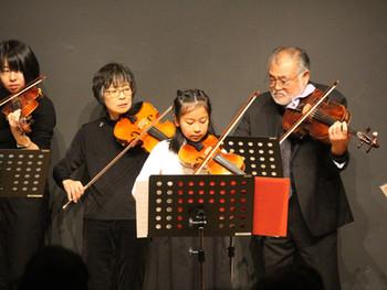 大槌子どもオーケストラクリスマスコンサート終了しました!