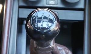 Manual transmission (MT) - English driving school