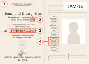 Is your International Driving Permit valid in Japan?