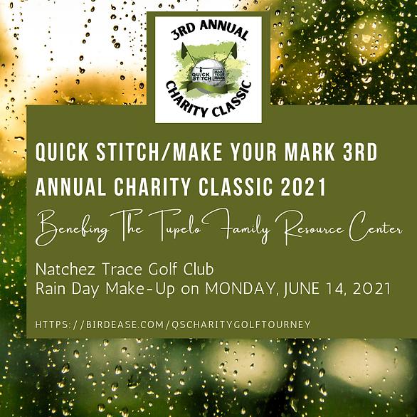 Quick Stitch Golf Tournament for FRC 6-1