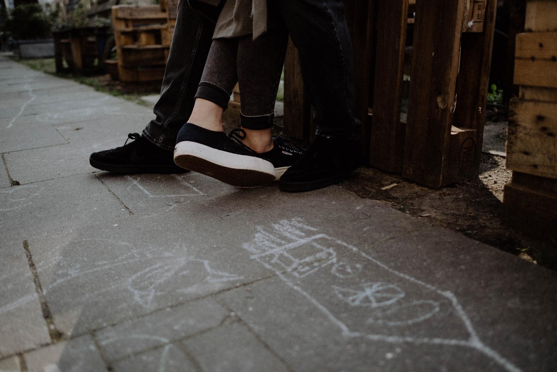 Kira und Sascha, Liebe und Leben Fotografie 13
