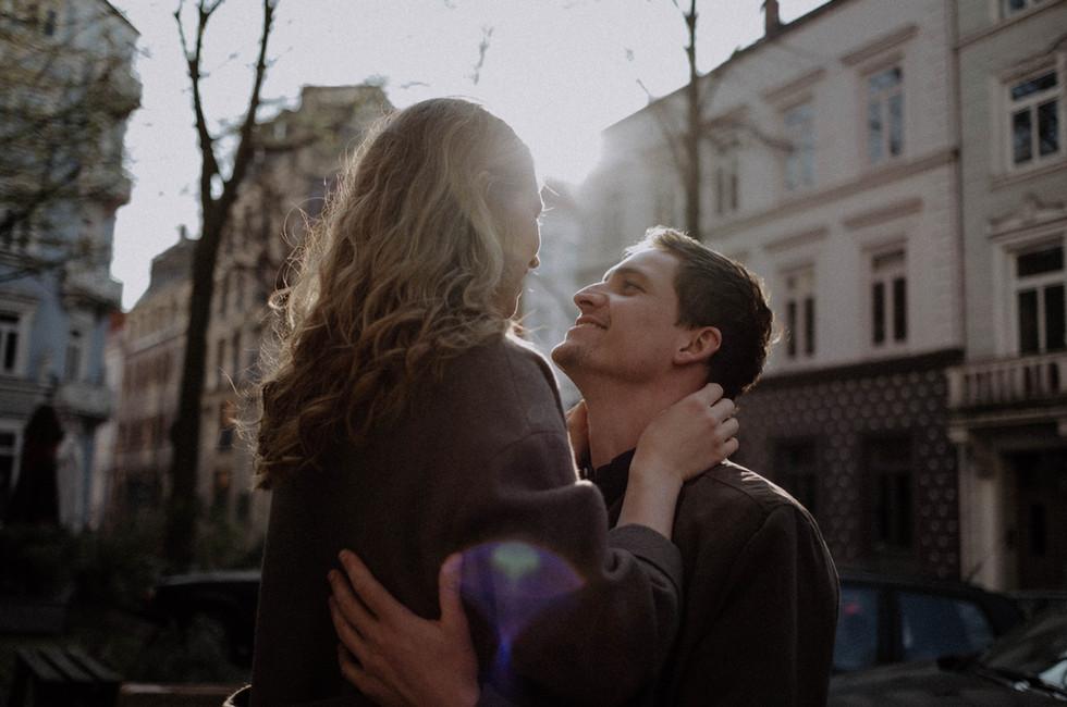 Kira und Sascha, Liebe und Leben Fotografie 12