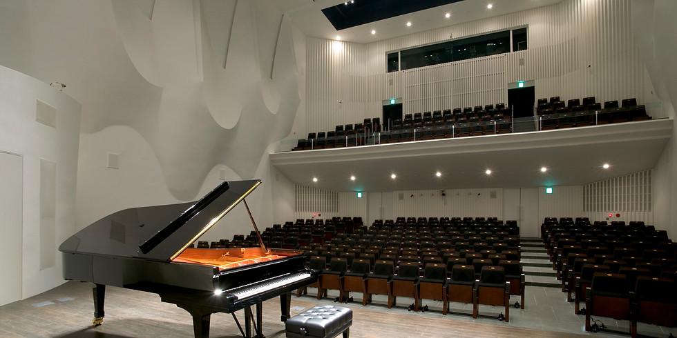 CANCELLED Nagoya, Japan   Solo Recital