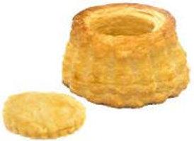 Blätterteig-Pastete