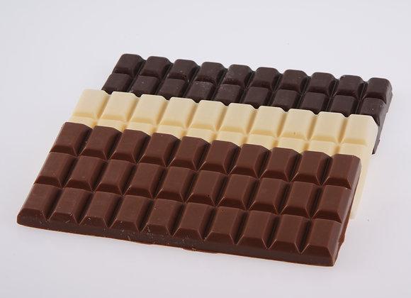 Chilli Schokolade 70%, handgeschöpft