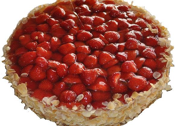 Erdbeertorte - Kuchen
