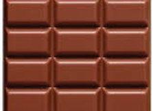 Salz-Karamel-Schokolade, handgeschöpft