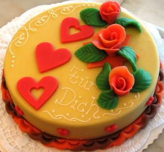 Torte für Dich
