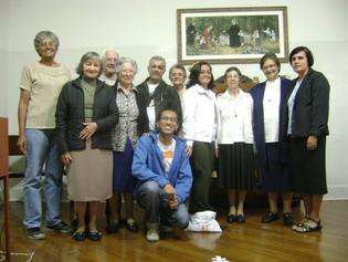 Religiosos do Setor Passos se reúnem para estudar documento