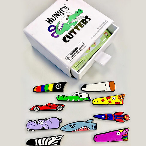 Hungry Cutter - Right Hand Scissor Magnets