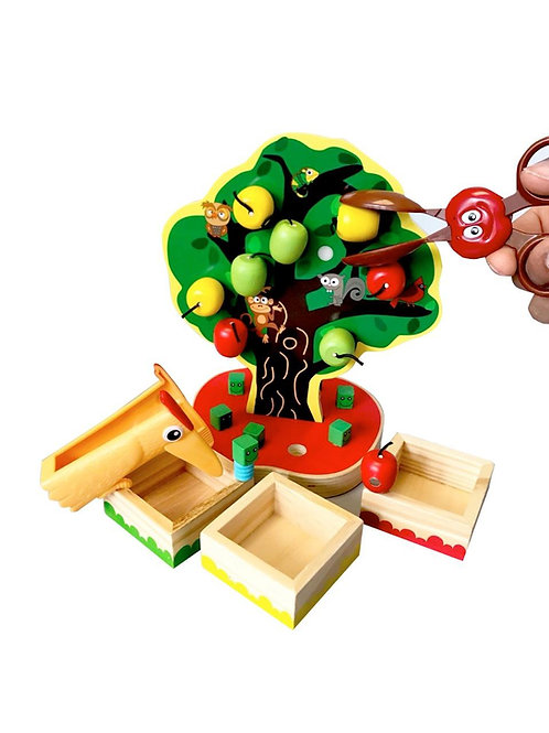 Apple Picking Toy