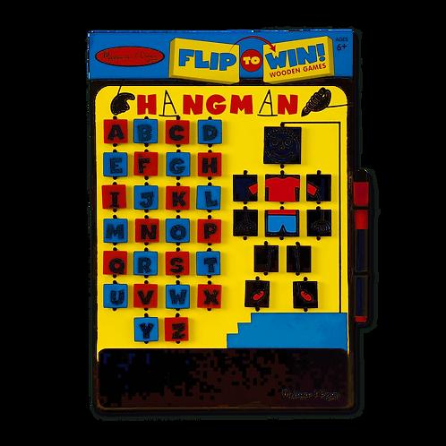 Flip to Win Hangman