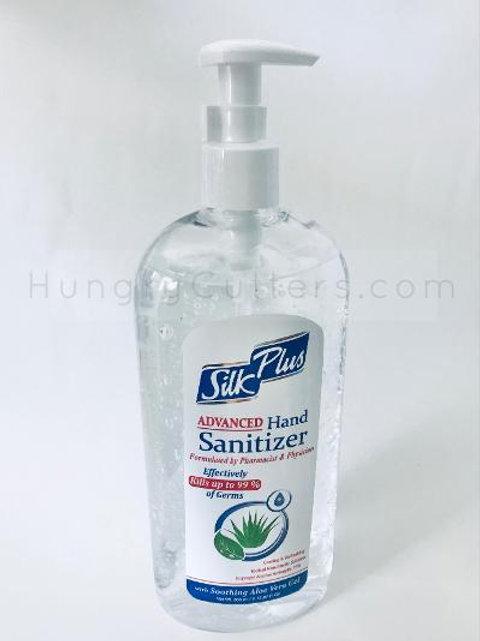 16 oz. Hand sanitizer with ALOE VERA