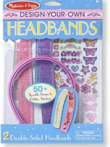 Design Your Own Headbands!