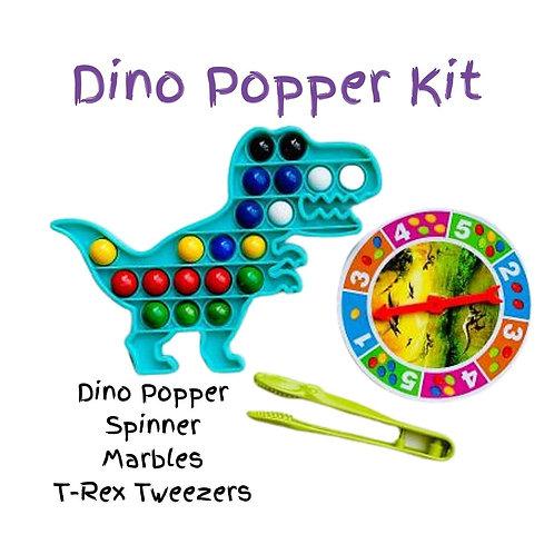 Dino Popper Kit