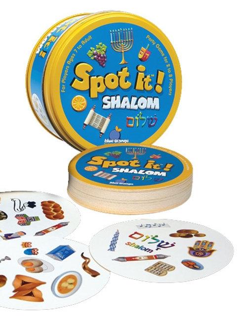 Spot It Shalom!