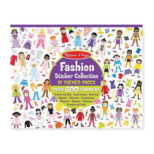 Fashion Sticker Collection