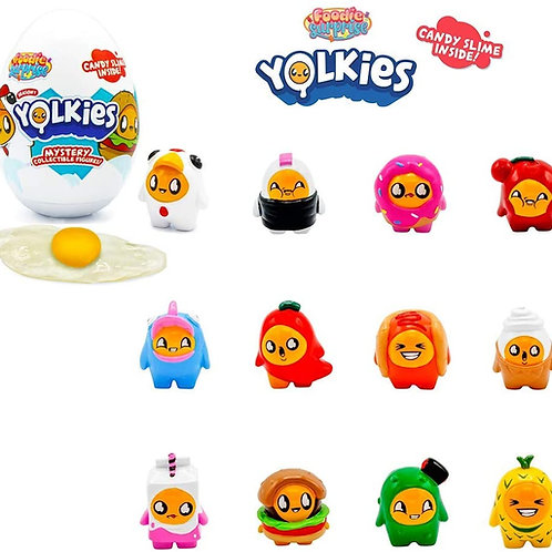 Yolkies candy slime!