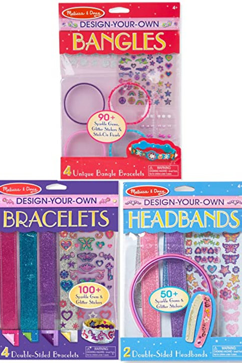 Design Your Own Jewelry 3 Pack Bundle!
