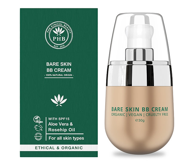 PHB Botanical BB Cream Porcelain