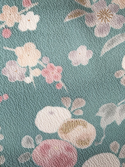 Close up fabric view