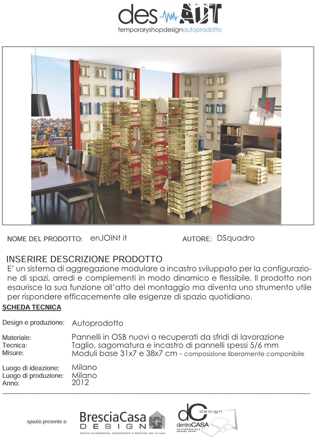 Des AUT - Brescia