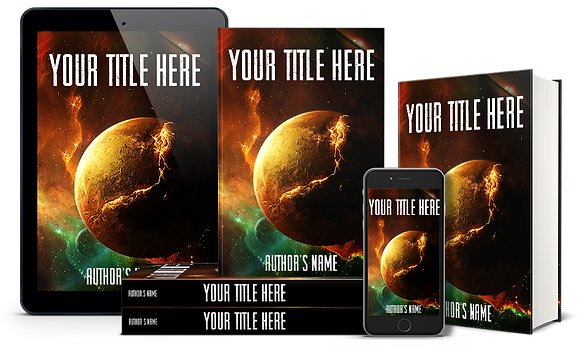 Marketing Mock-up (Paperback, Hardback & eBook)
