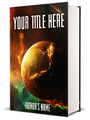 Marketing Mock-up (Hardback)