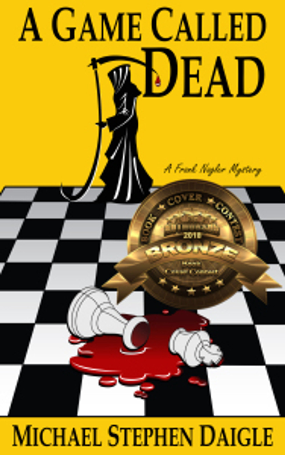 A Game Called Dead w award