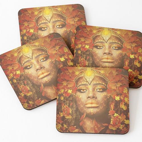 Elements Coasters (set of 4)