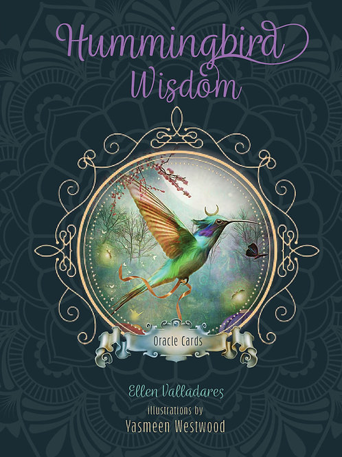 Hummingbird Wisdom Oracle Deck (signed)