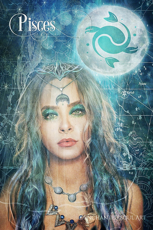 Horoscope Women - All 12 Images Download