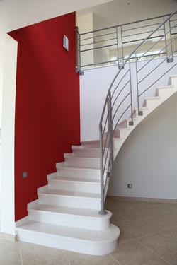 Escalier Marbre Résine.JPG