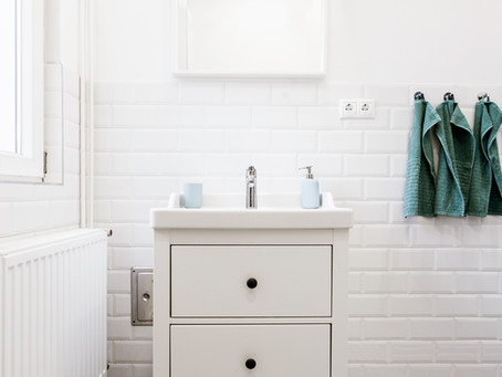 How to Maximize Your Bathroom Space