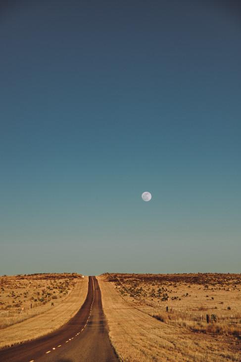 West Texas Moon